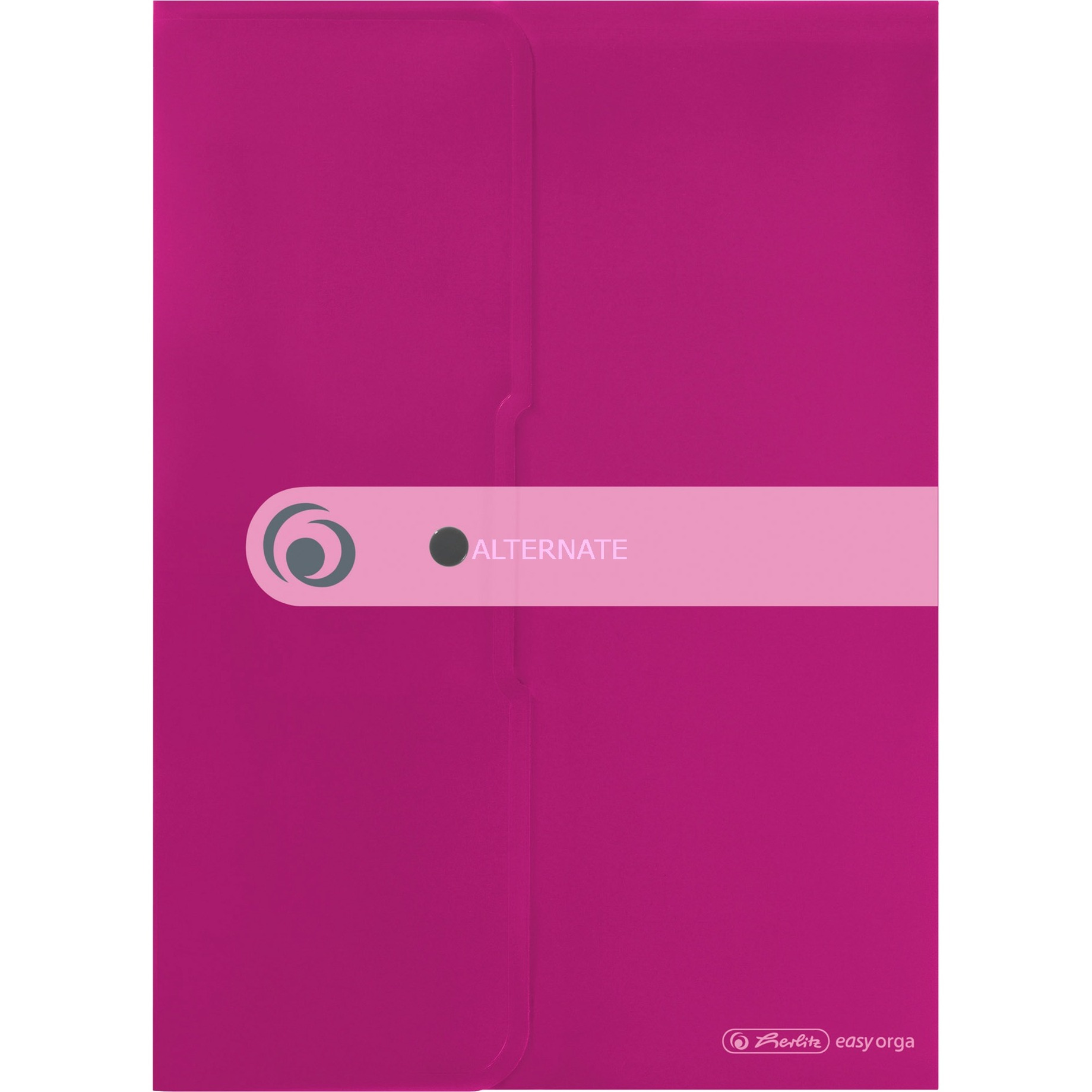 11217122 Polipropileno (PP) Rosa carpeta, Bolsa