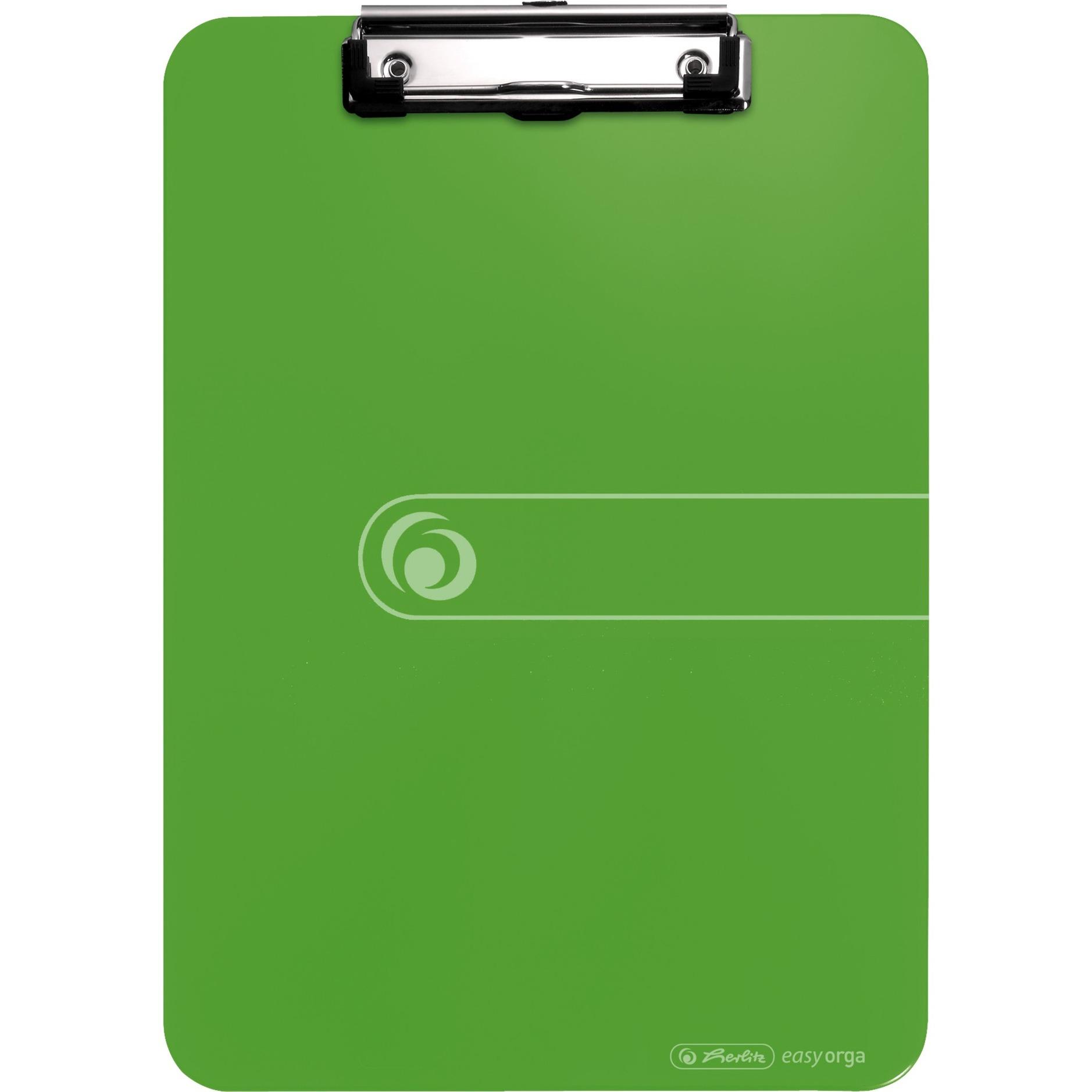11226610 De plástico, Poliestireno Verde portapapel, Tablero de bornes
