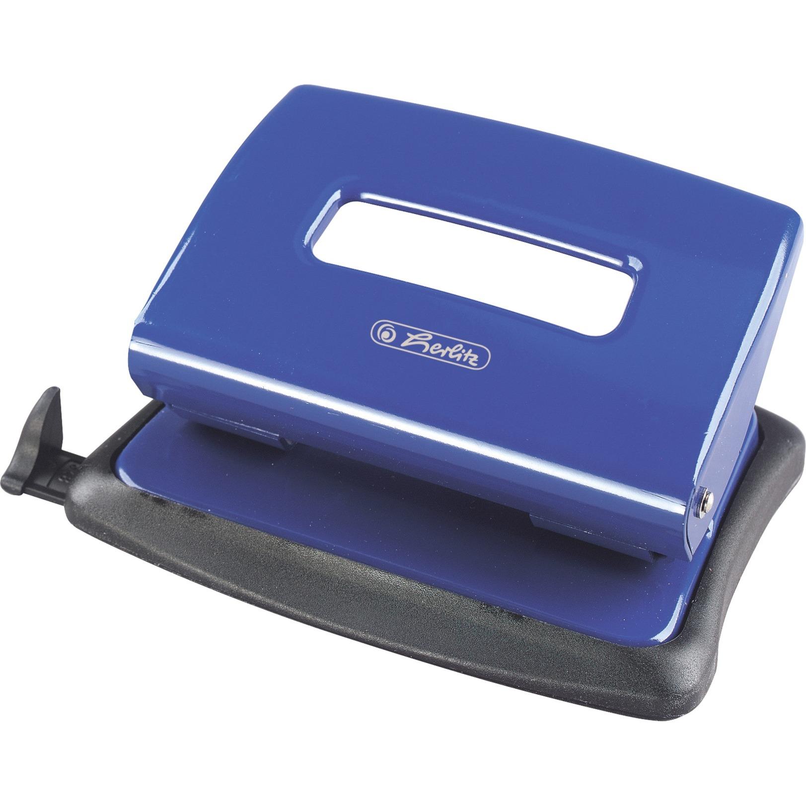 1610450 perforador de papel Azul