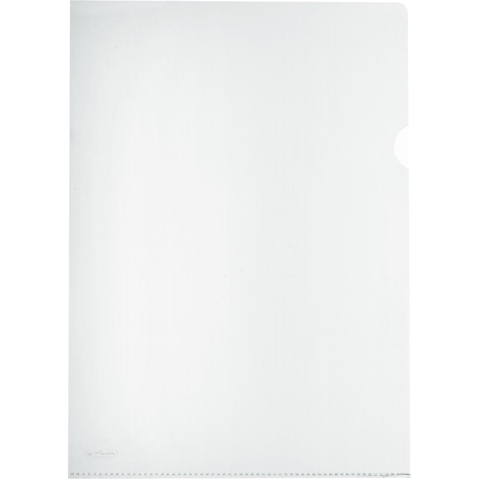 5924105 archivador de bolsillo A4 Transparente 10 pieza(s), Organizador