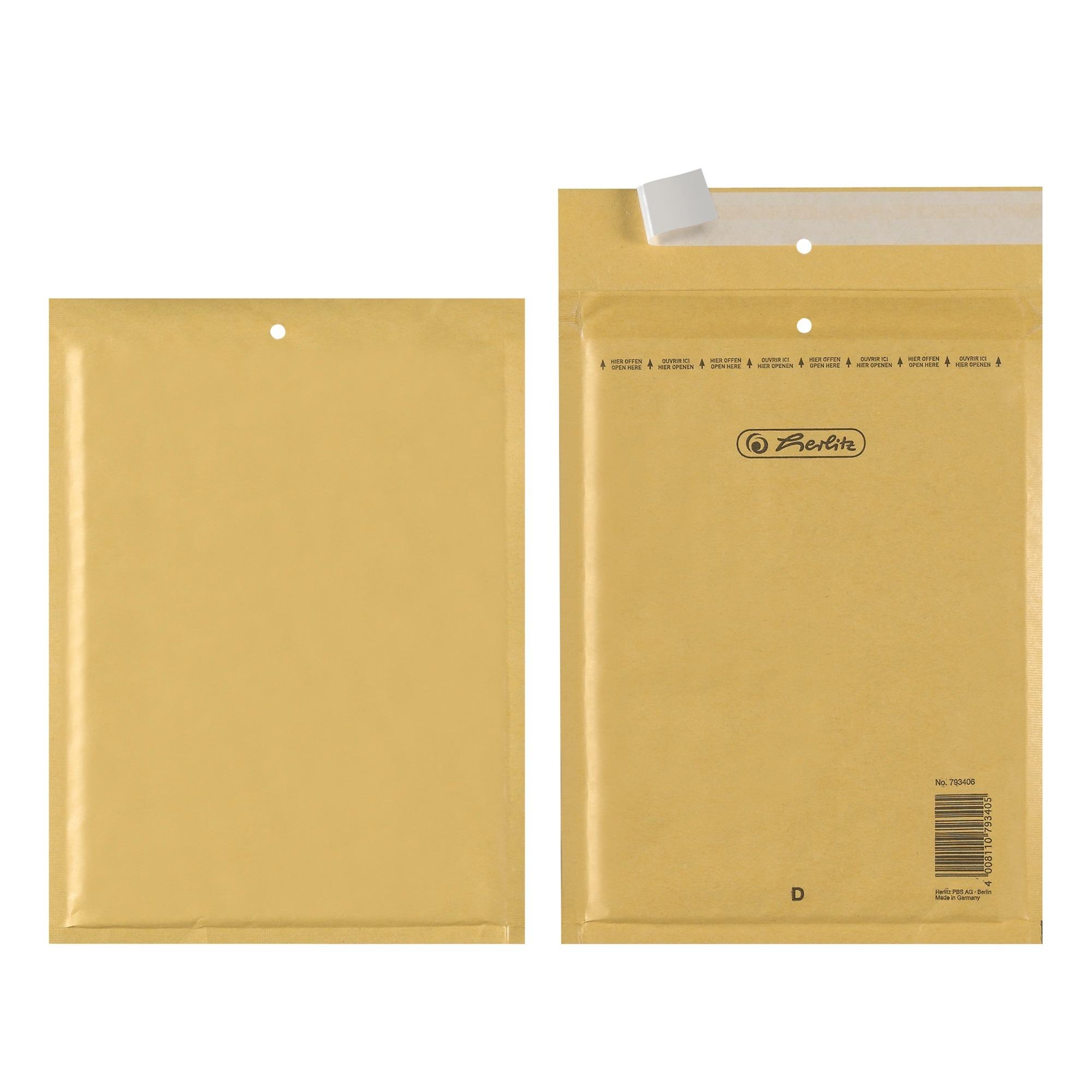 7934037 bolsa de papel Marrón, Sobre