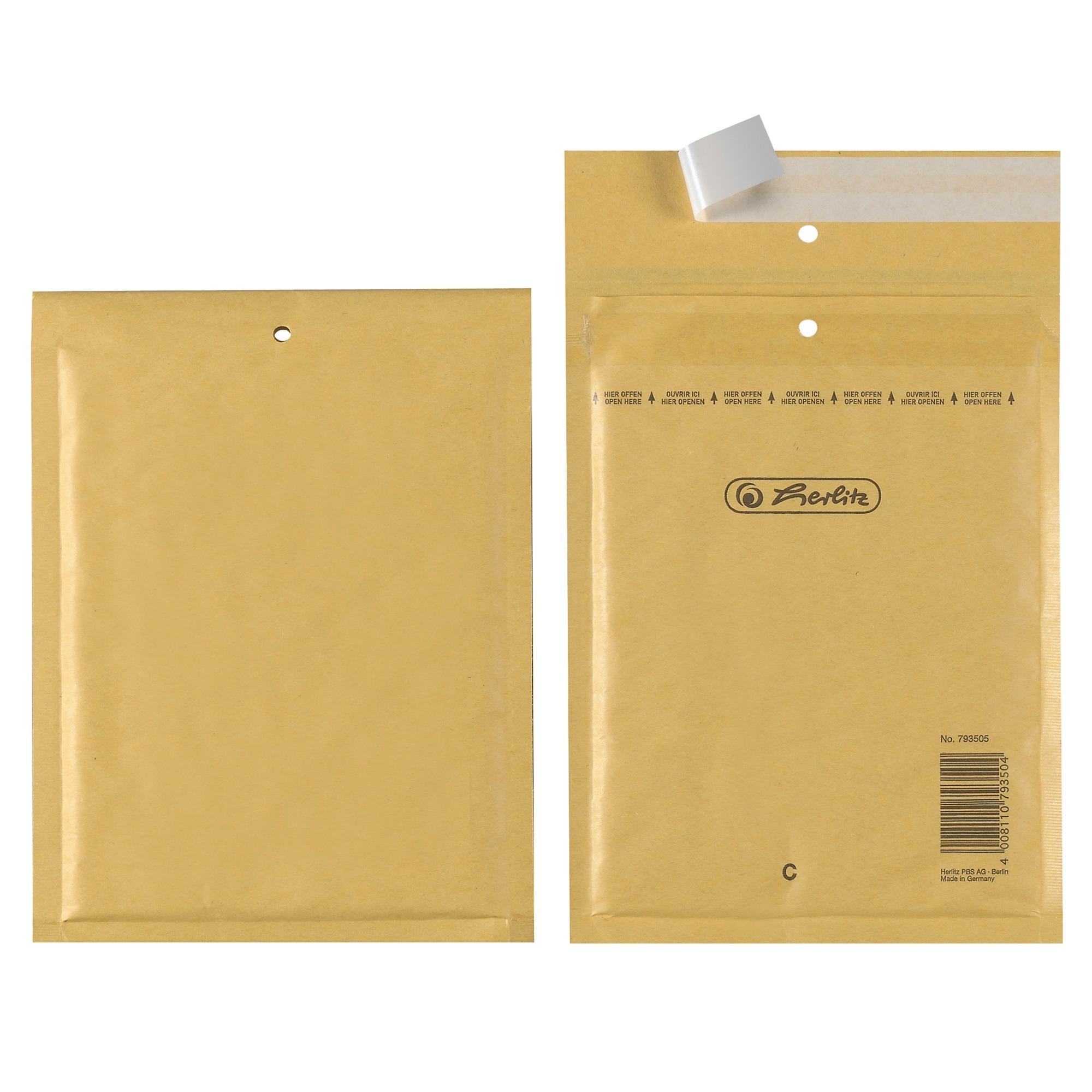 7935042 bolsa de papel Marrón, Sobre