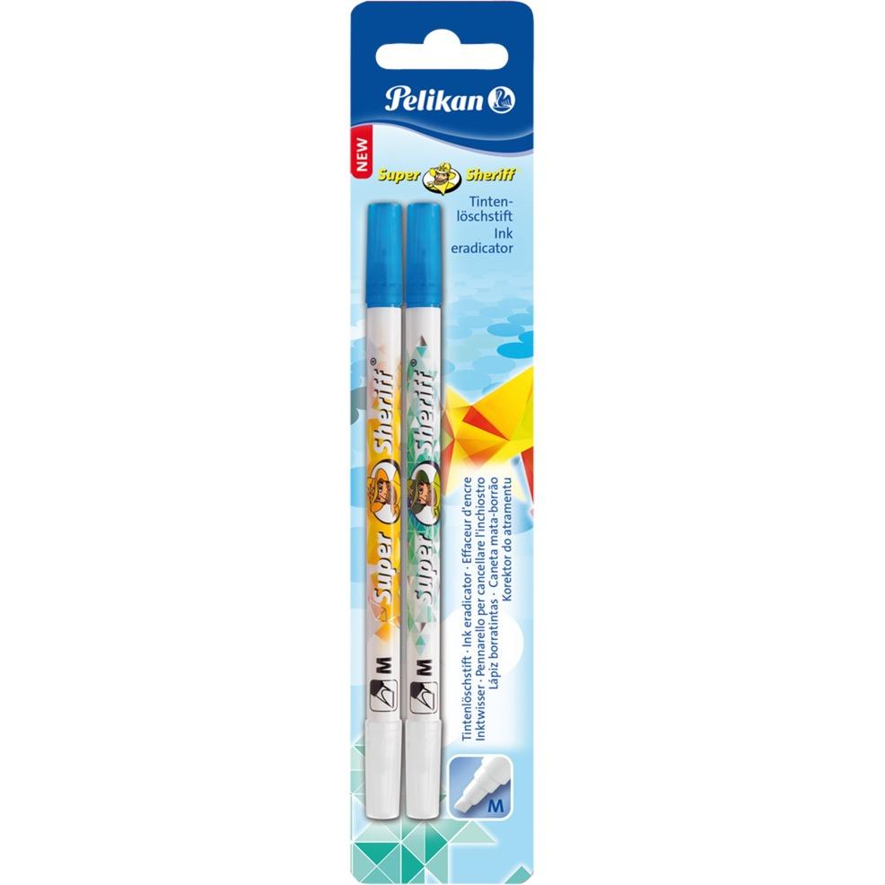 4012700921758 corrector líquido tipo bolígrafo, Borrador de tinta