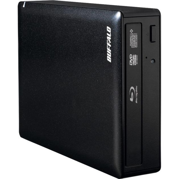 BRXL-16U3-EU unidad de disco óptico Negro Blu-Ray DVD Combo, Regrabadora Blu-ray externa