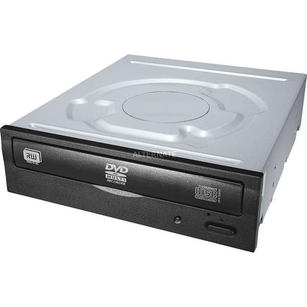 IHAS124 Interno DVD Super Multi DL Negro unidad de disco óptico, Regrabadora DVD