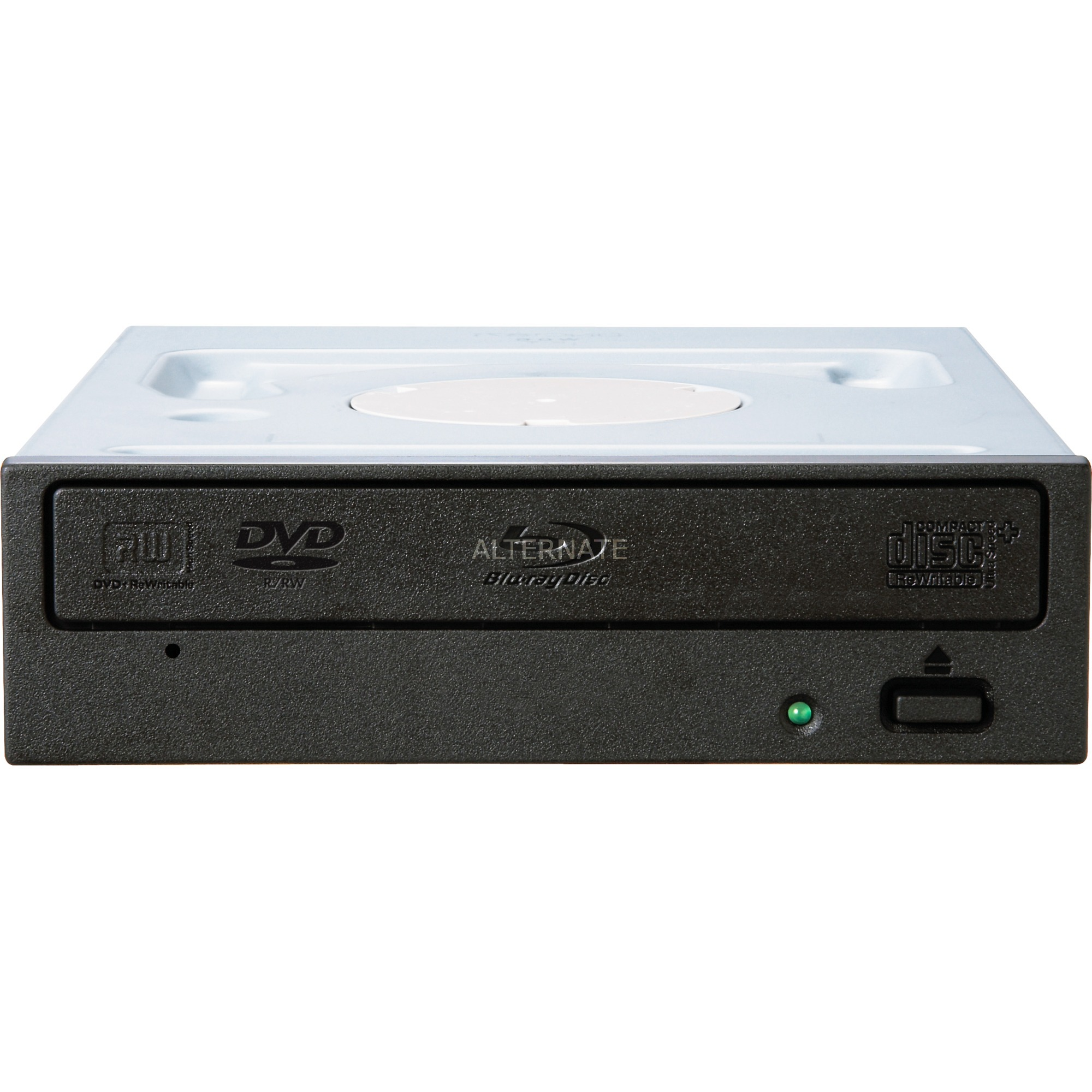 BDR-209EBK Interno Blu-Ray DVD Combo Negro unidad de disco óptico, Regrabadora Blu-ray