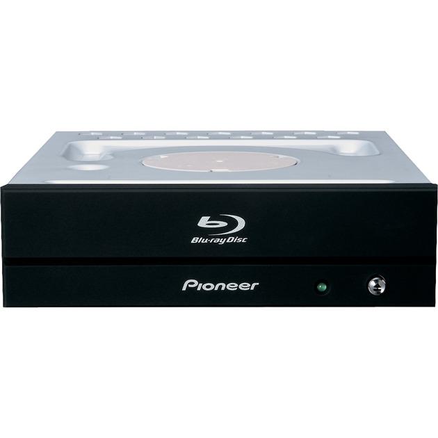 BDR-S09XLT unidad de disco óptico Interno Negro Blu-Ray DVD Combo, Regrabadora Blu-ray