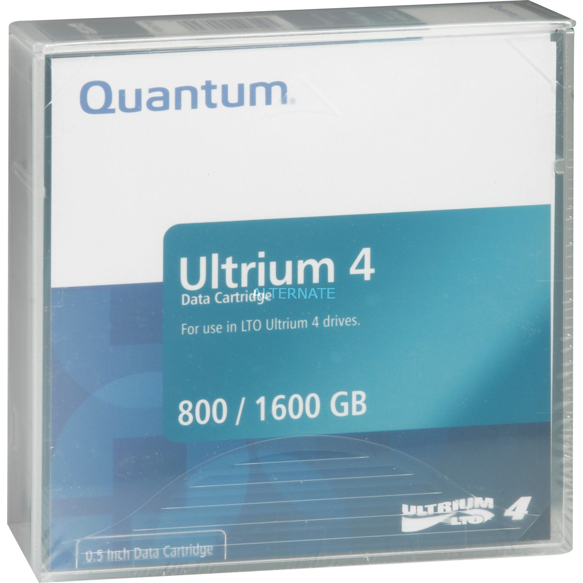 LTO Ultrium 4 Tape Cartridge, Medio streaming