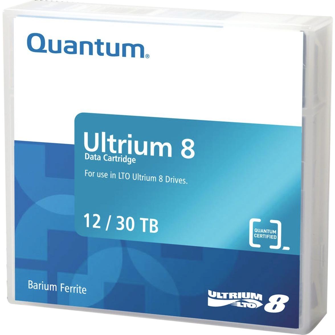 Ultrium 8 12000GB LTO 12.65mm, Medio streaming