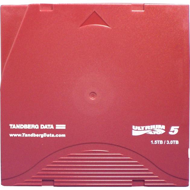 LTO Ultrium 5 unidad de cinta 1500 GB, Medio streaming