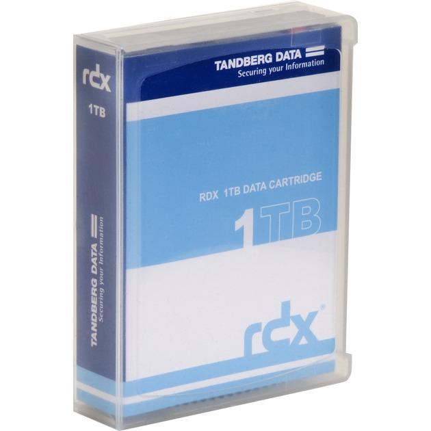 RDX QuikStor unidad de cinta Interno 1000 GB, Disco extraíble