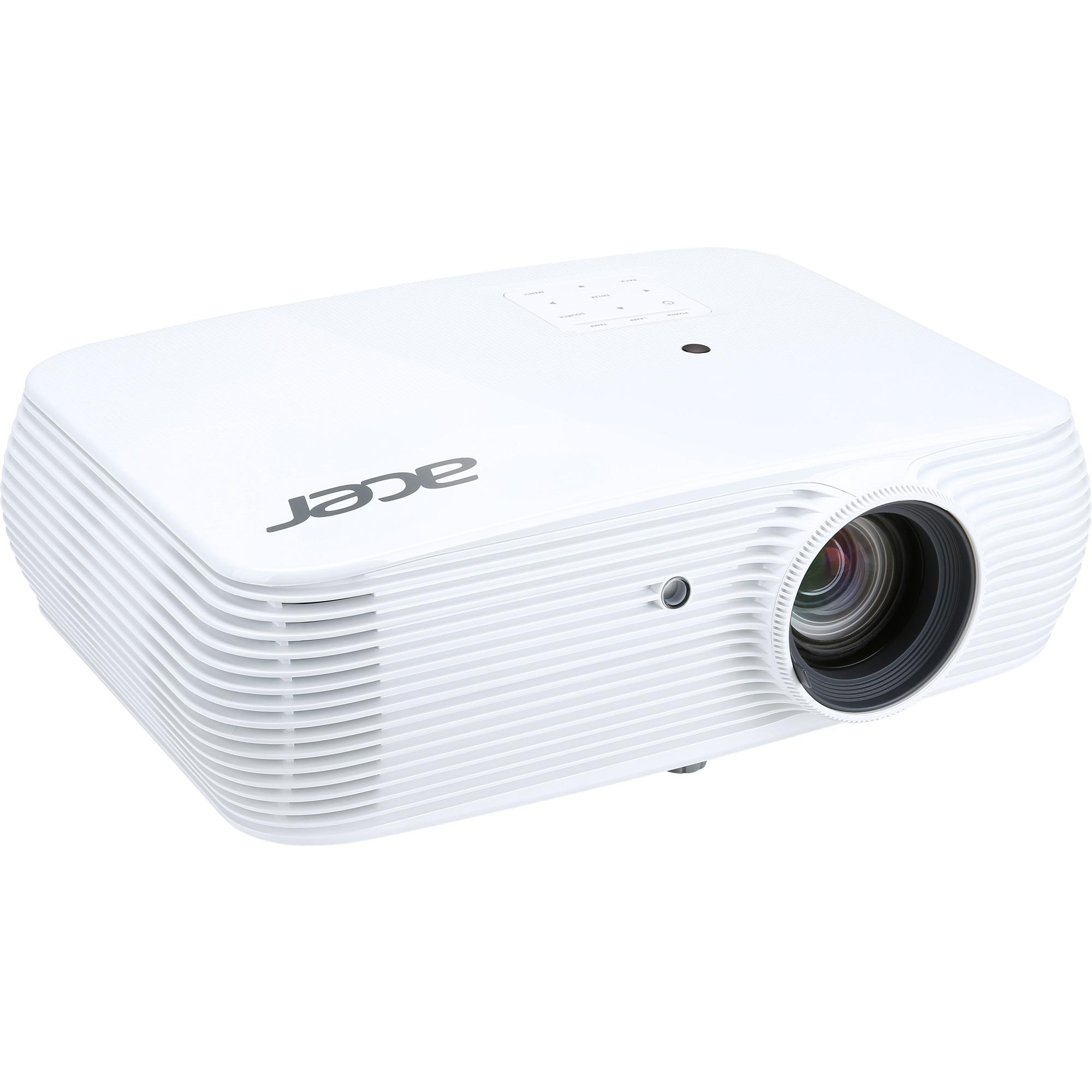 Business P5530 videoproyector 4000 lúmenes ANSI DLP 1080p (1920x1080) 3D Proyector para montar en pared Blanco, Proyector DLP