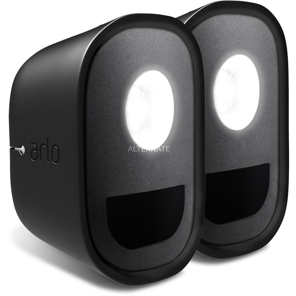 ALA1000 Smart suspension light Wi-Fi Negro, Blanco, Funda protectora