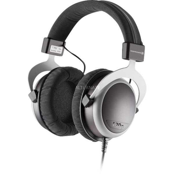 T 70 P, Auriculares