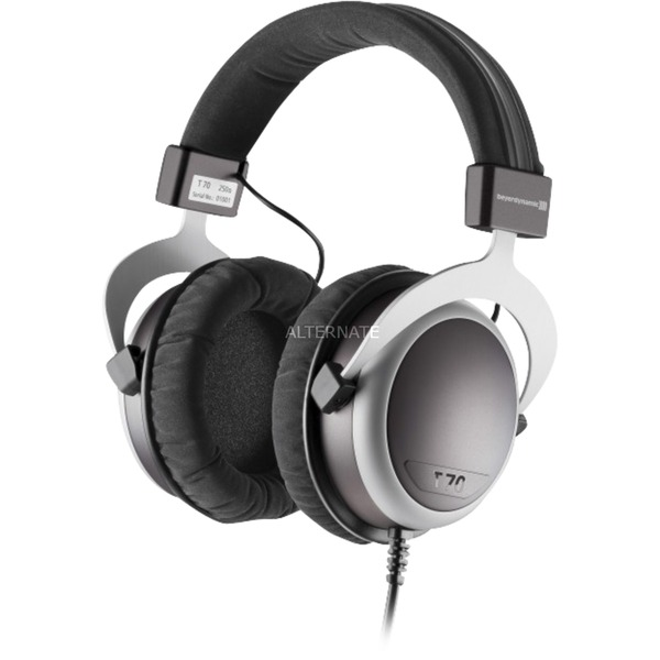 T 70, Auriculares