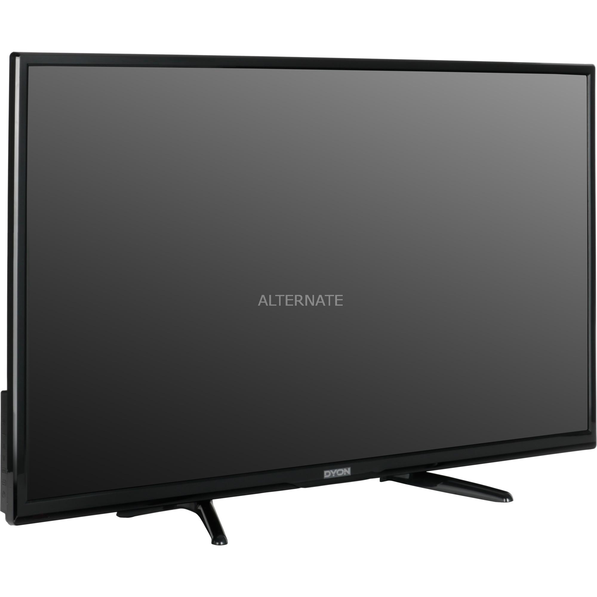 """D800143 31.5"""" HD Negro LED TV, Televisor LED"""