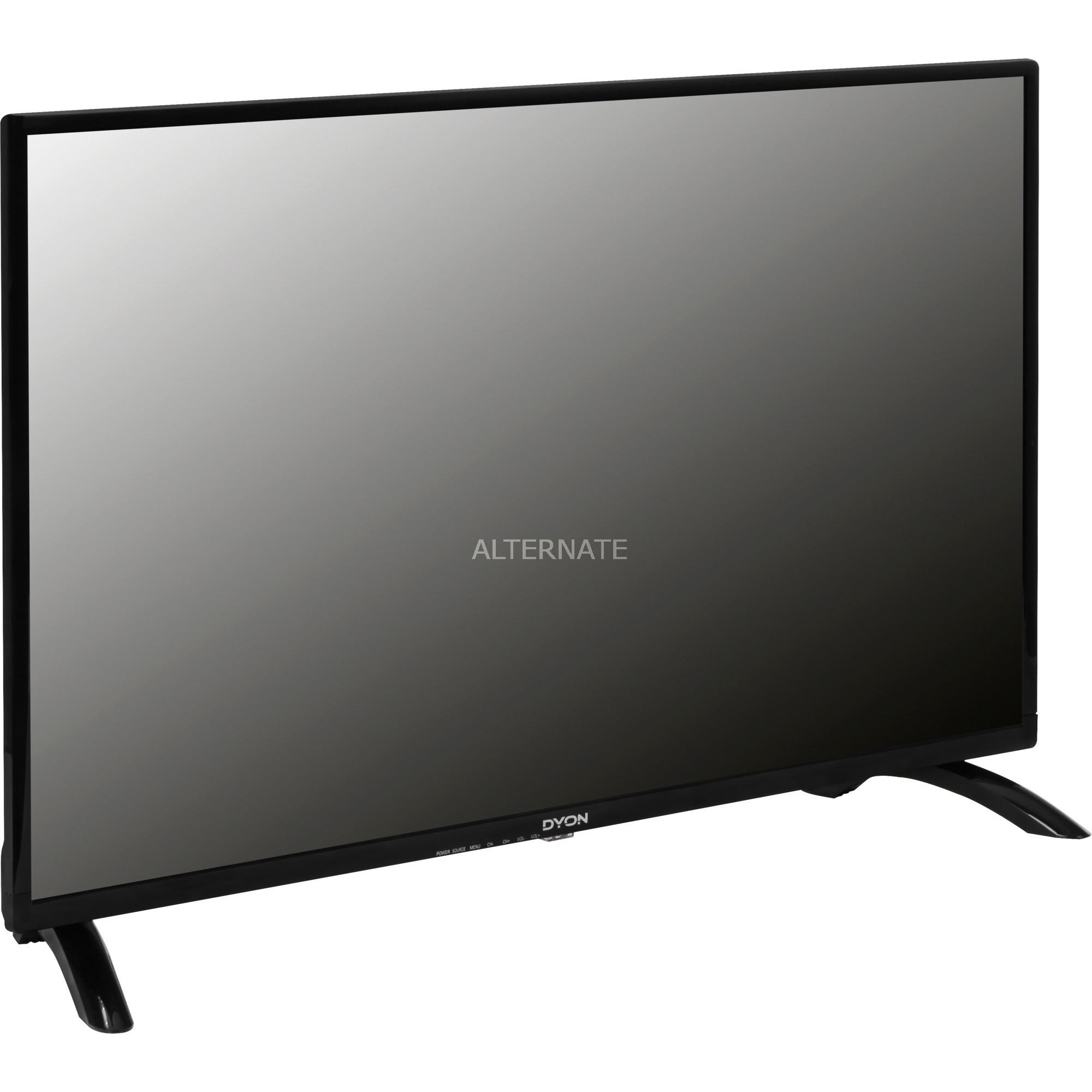 """Enter 32 Pro-X2 80 cm (31.5"""") WXGA Smart TV Negro, Proyector LED"""