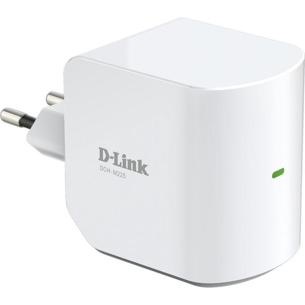 DCH-M225 AV transmitter Color blanco extensor audio/video, Amplificador