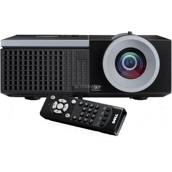 4320 Proyector para escritorio 4300lúmenes ANSI DLP WXGA (1280x800) Negro videoproyector, Proyector DLP