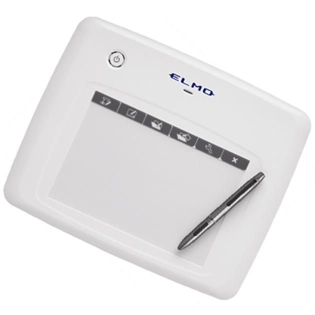 CRA-1 tableta digitalizadora 203,2 x 127 mm Bluetooth Blanco, Dispositivo de entrada