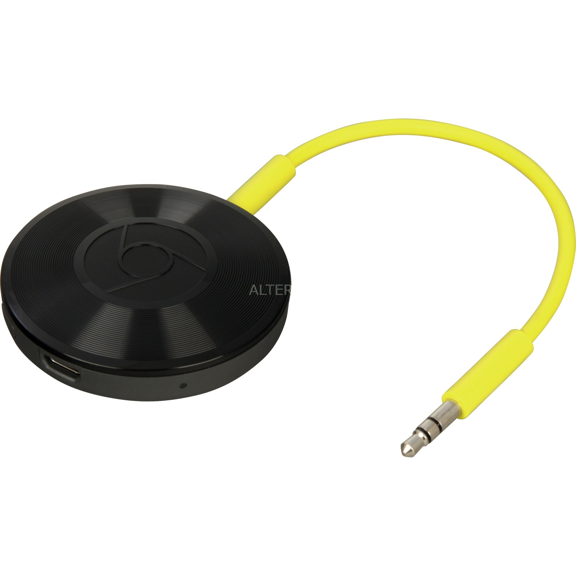 Chromecast Audio amplificador de audio digital Negro Wifi, Cliente streaming