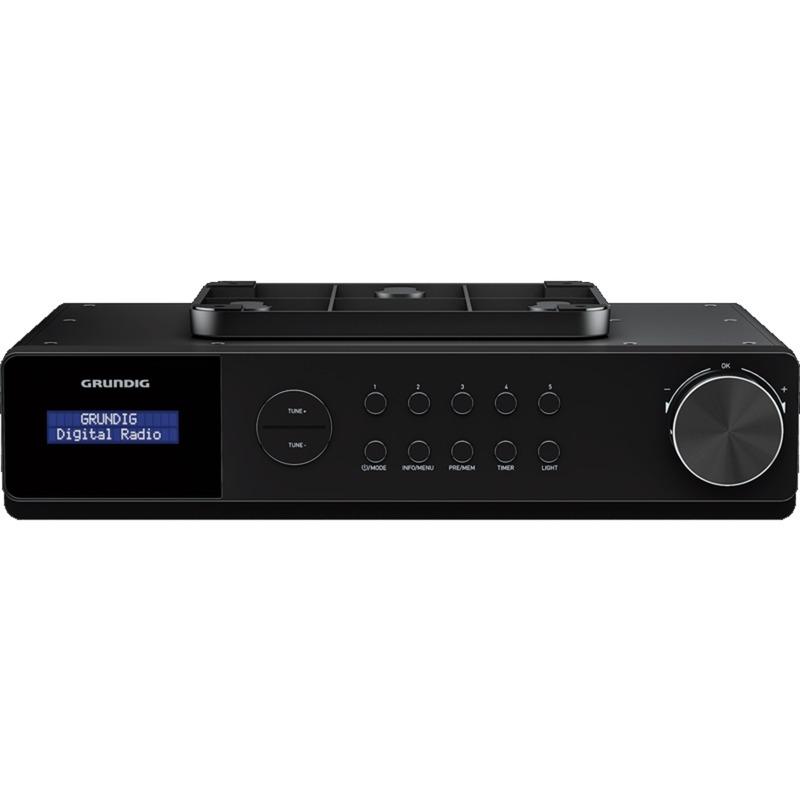 DKR 1000 BT radio Worksite Digital Negro