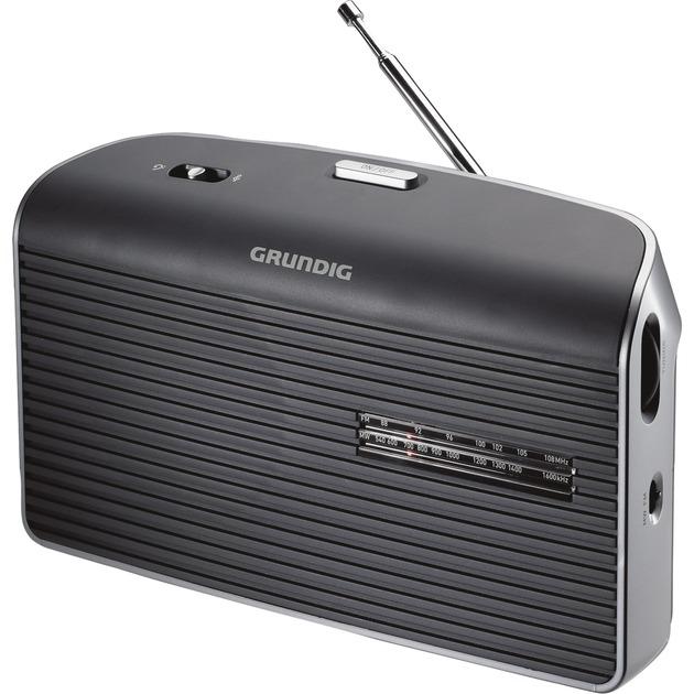 Music 60 Portátil Gris radio