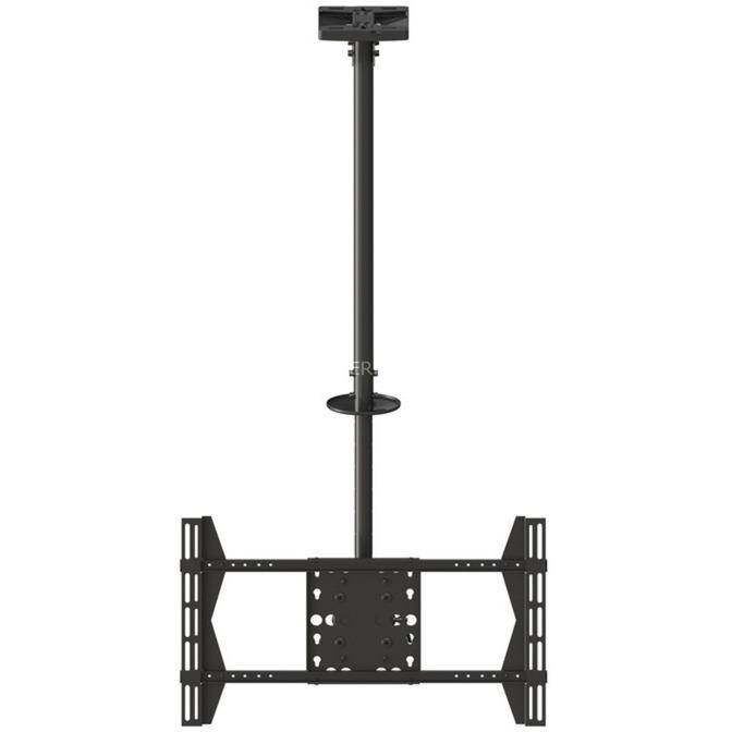 "7225 soporte de techo para pantalla plana 160 cm (63"") Negro"