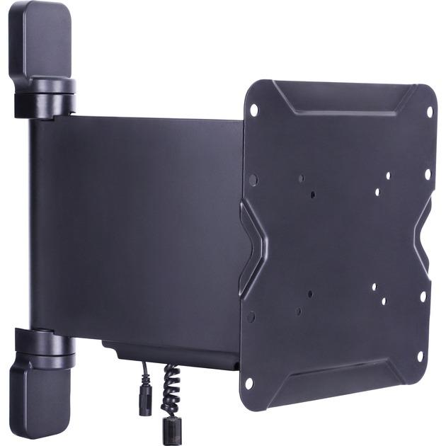 """7350073730544 soporte de pared para pantalla plana 139,7 cm (55"""") Negro"""