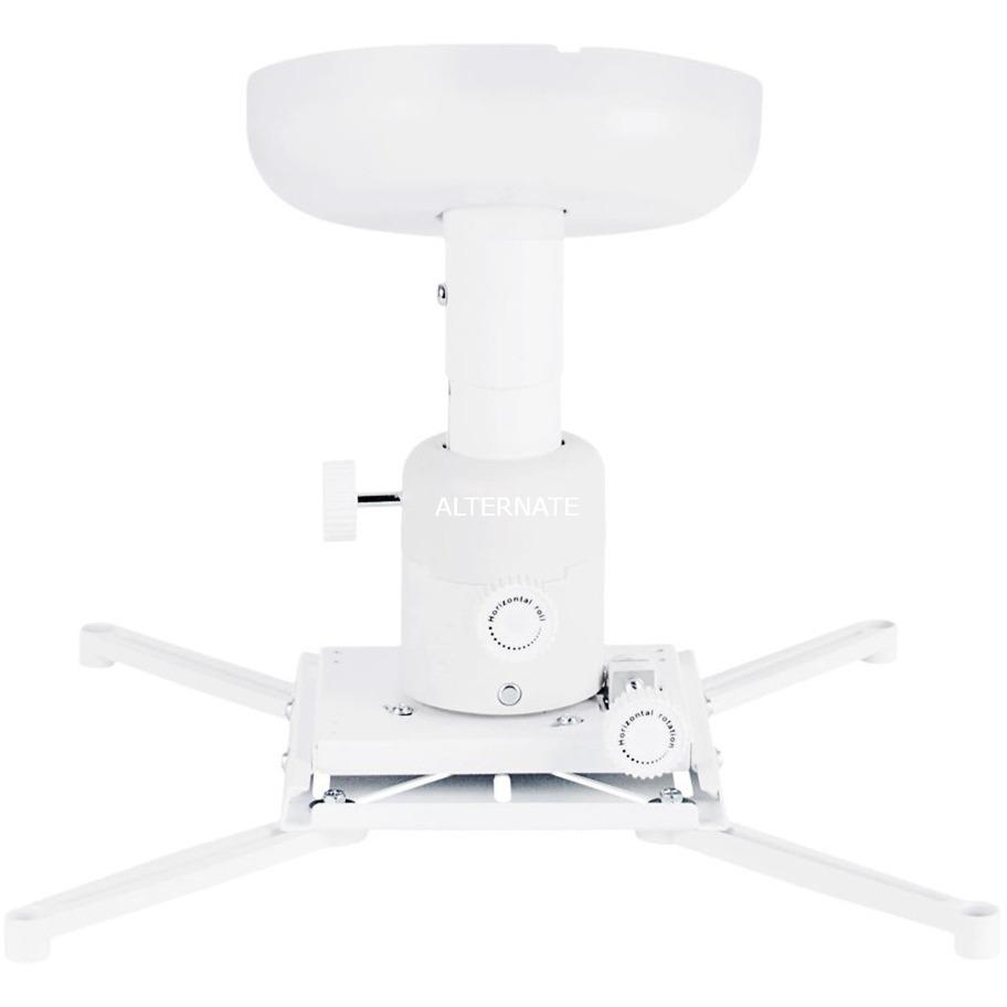 7350073730728 montaje para projector Techo Blanco, Montaje en techo