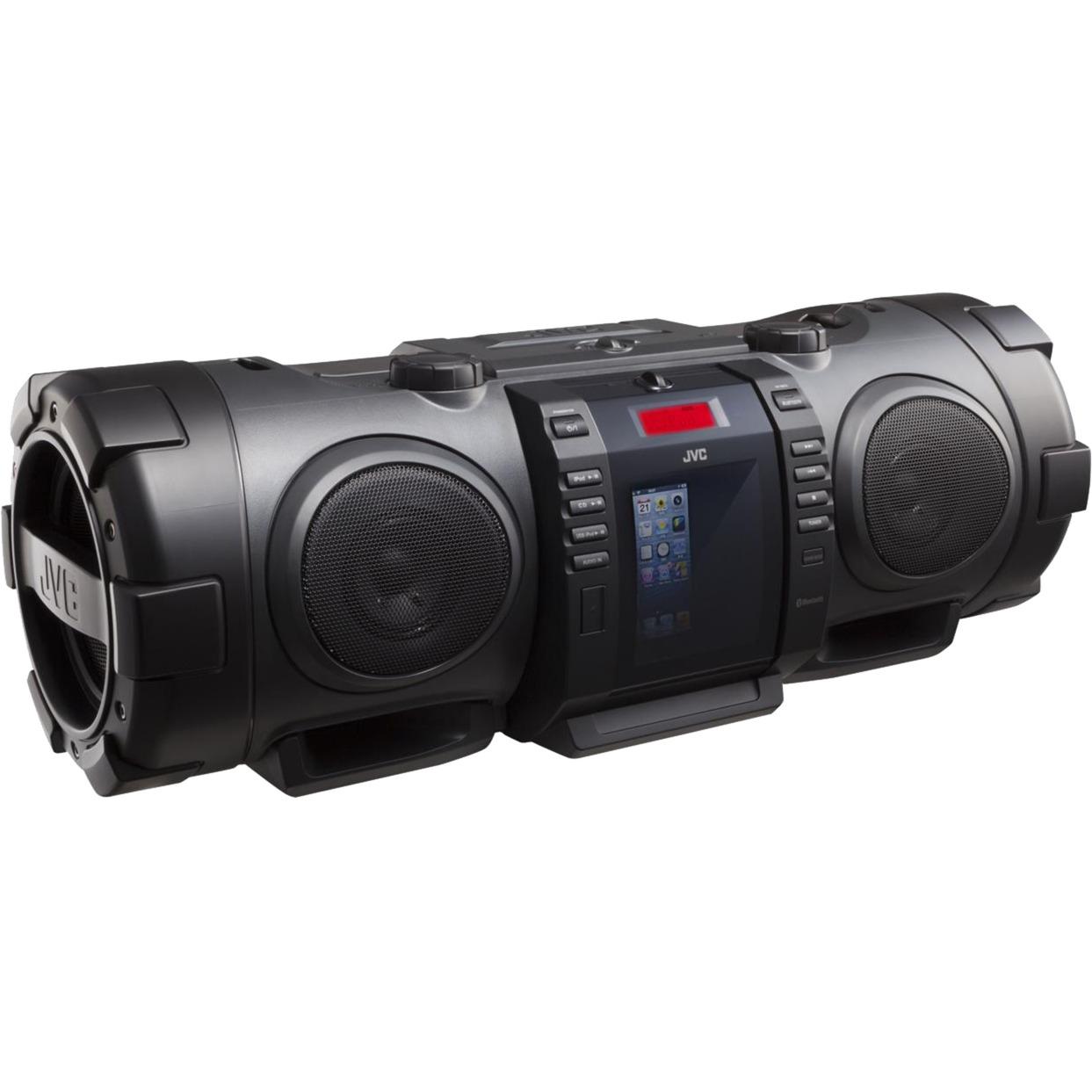 RV-NB100E 40W Negro sistema de audio para el hogar, Equipo compacto