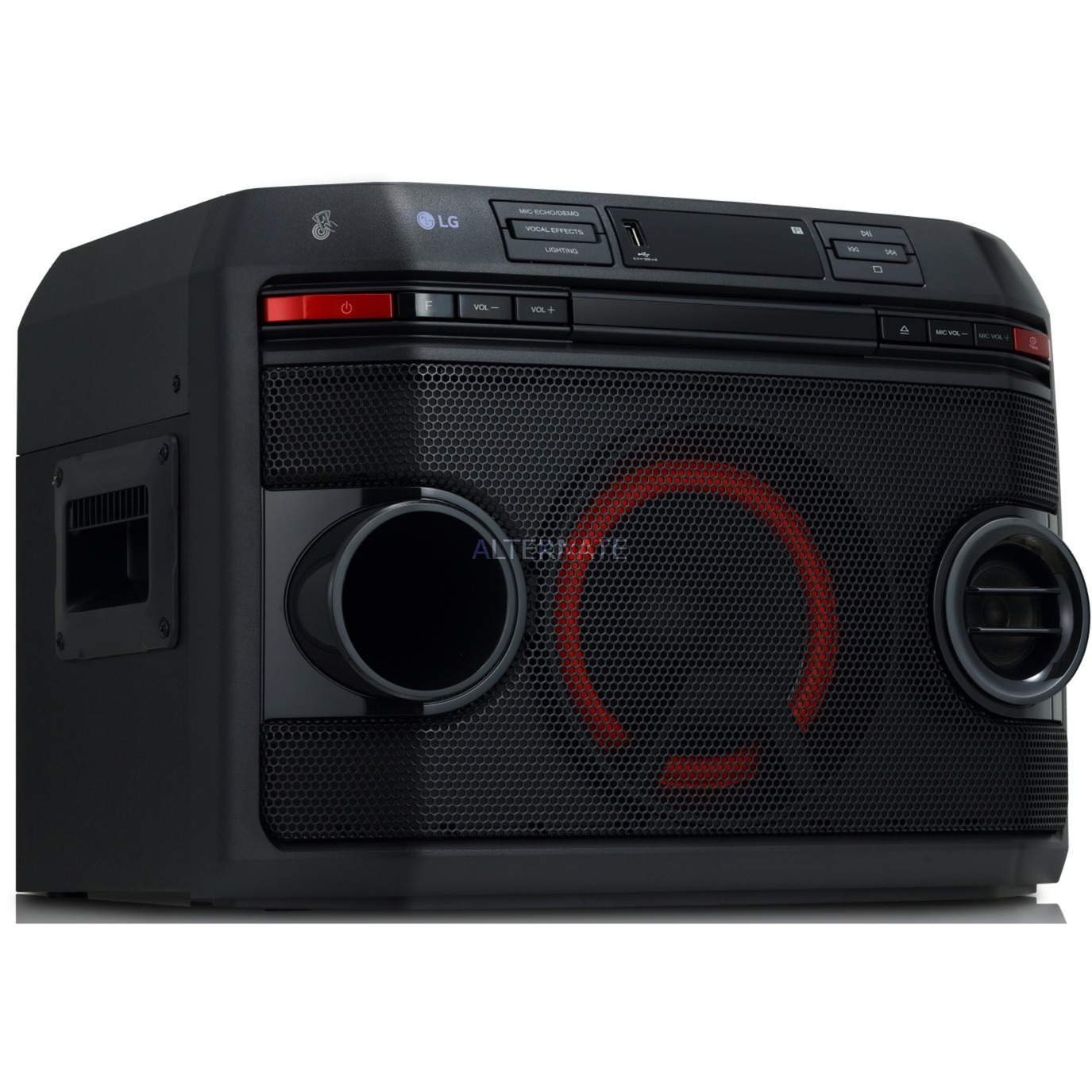 OL45 sistema de karaoke Público, Equipo compacto