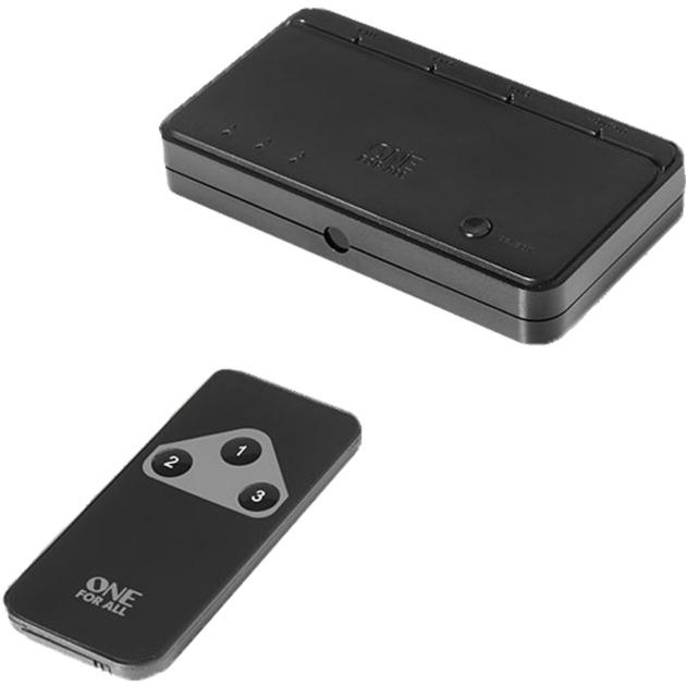 SV 1630 HDMI interruptor de video, Interruptor/Conmutador
