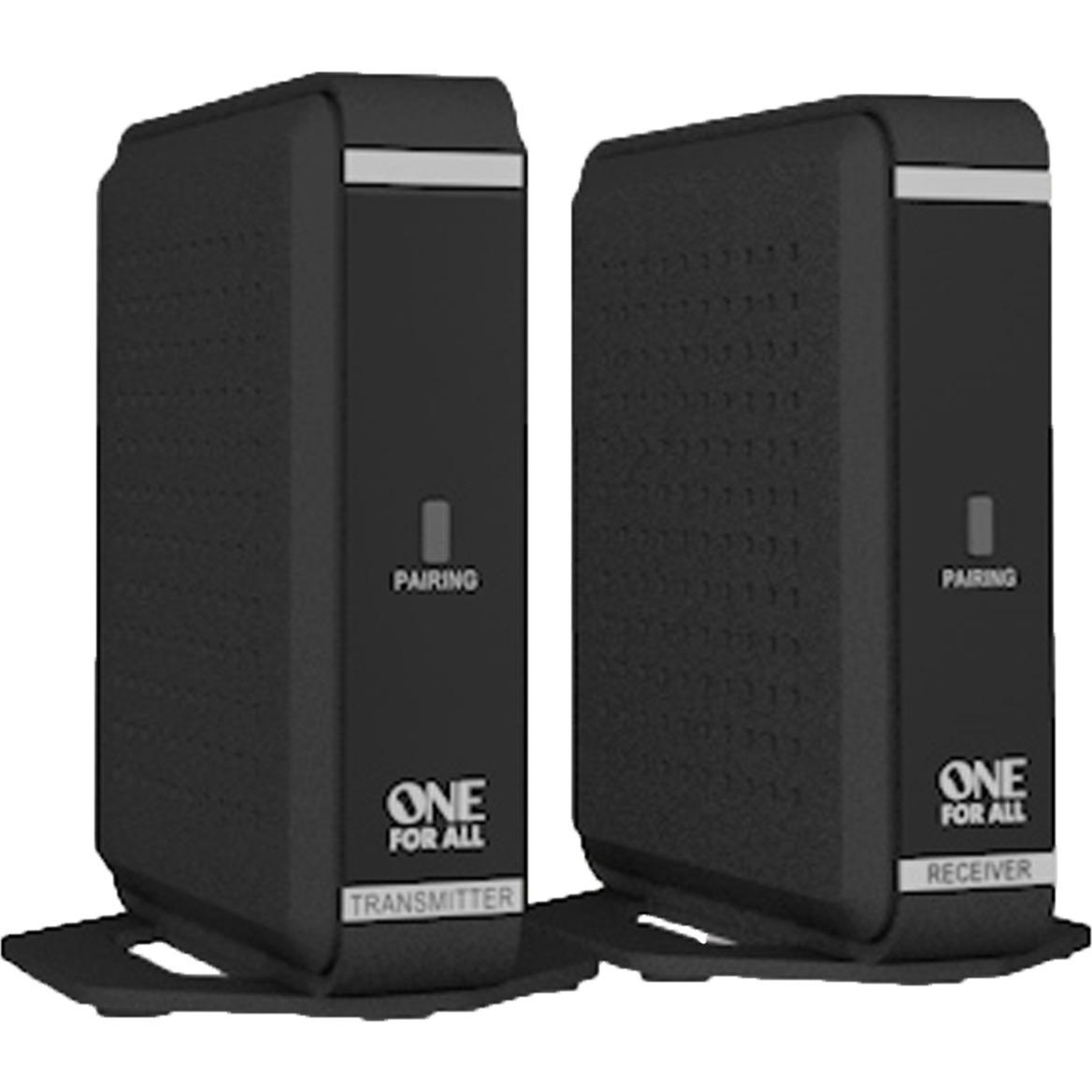 SV 1760 AV transmitter & receiver Negro extensor audio/video, Transmisor de audio...