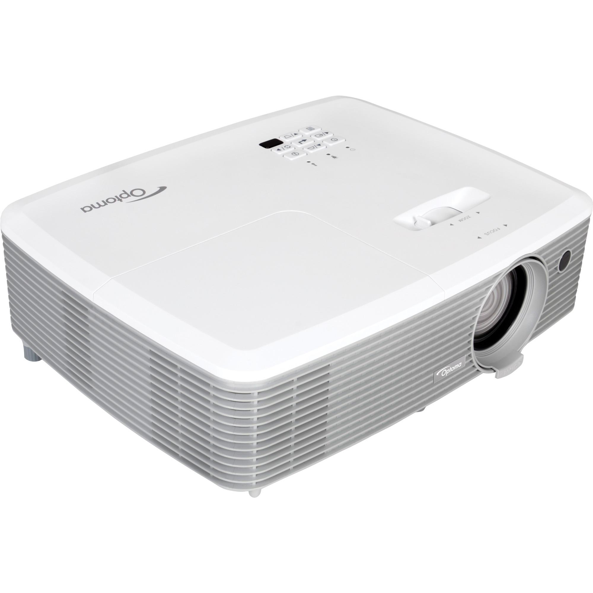 EH400 videoproyector 4000 lúmenes ANSI DLP 1080p (1920x1080) 3D Proyector portátil Gris, Proyector DLP