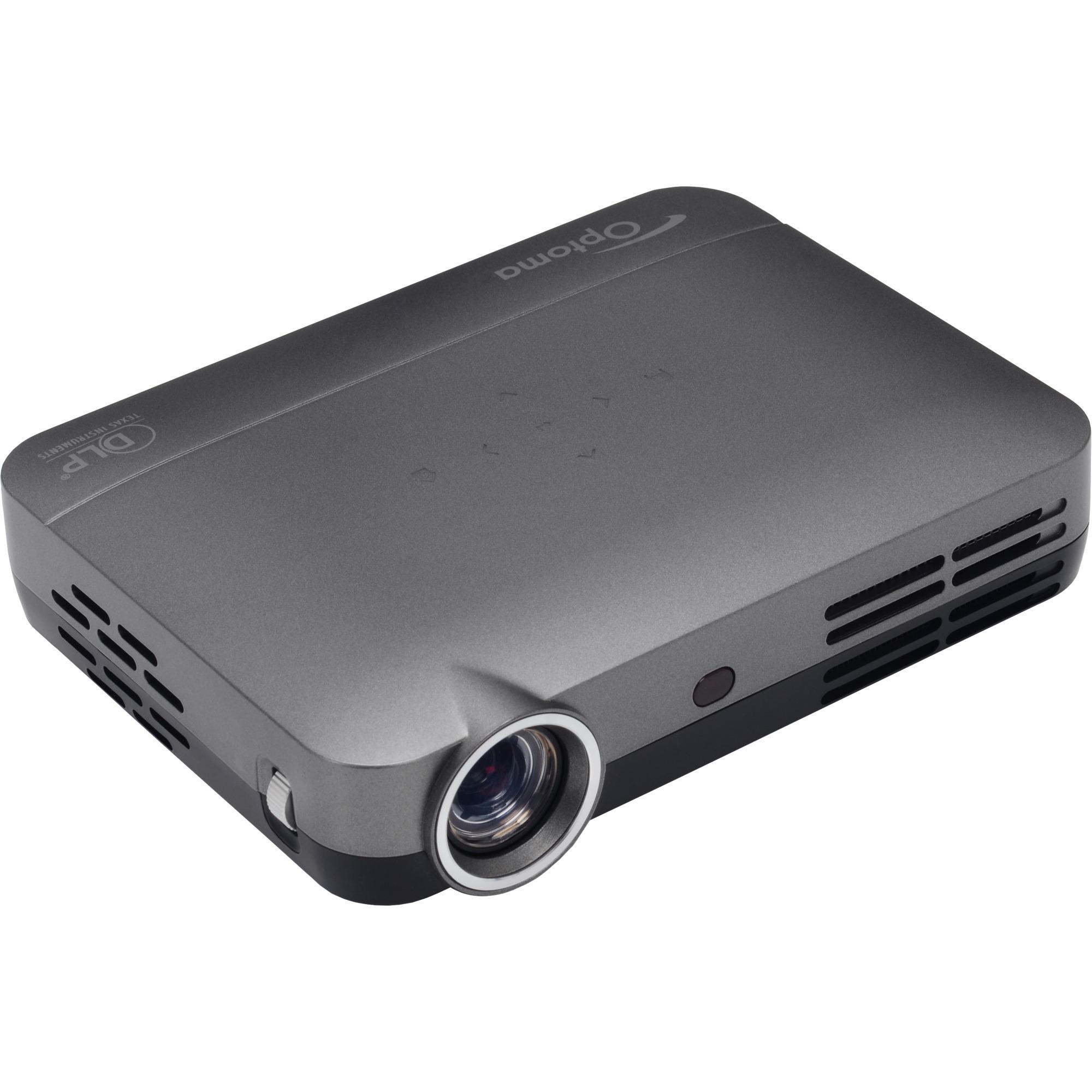 ML330 Proyector portátil 500lúmenes ANSI DLP WXGA (1280x800) 3D Gris videoproyector, Proyector...