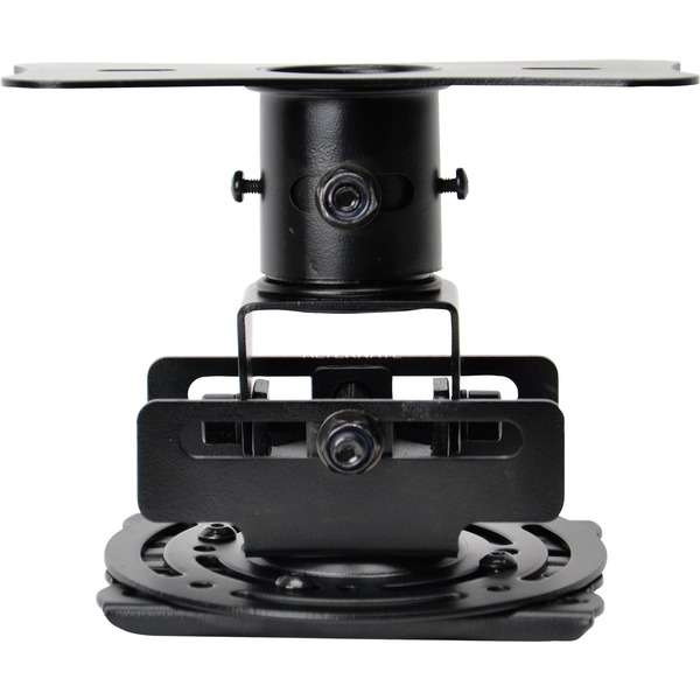 OCM818B-RU montaje para projector Techo Negro, Montaje en techo