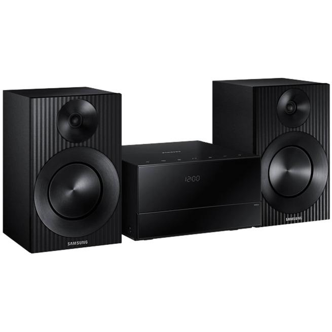 MM-J320 Home audio micro system 20W Negro sistema de audio para el...