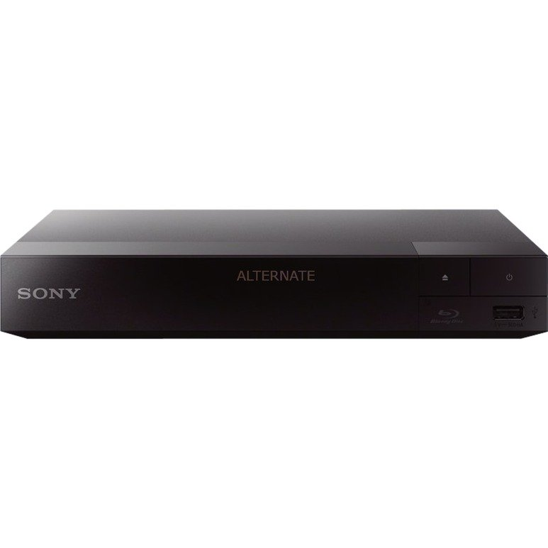 BDPS1700B reproductor de CD/Blu-Ray Reproductor de Blu-Ray Negro, Reproductor Blu-ray