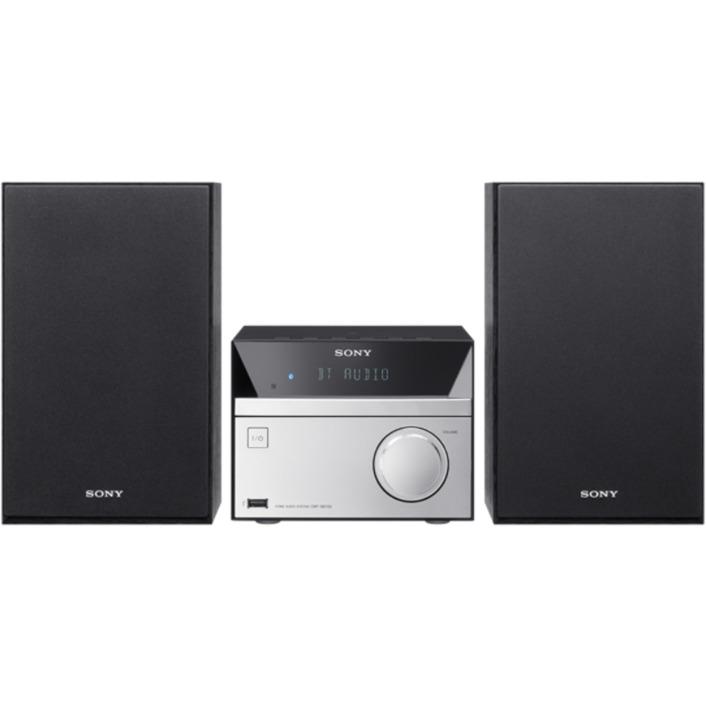 CMTSBT20 Home audio micro system 12W Negro, Plata sistema de audio para...