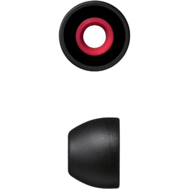 EP-EX10A almohadilla para auriculares Negro 4 pieza(s), Piezas de repuesto