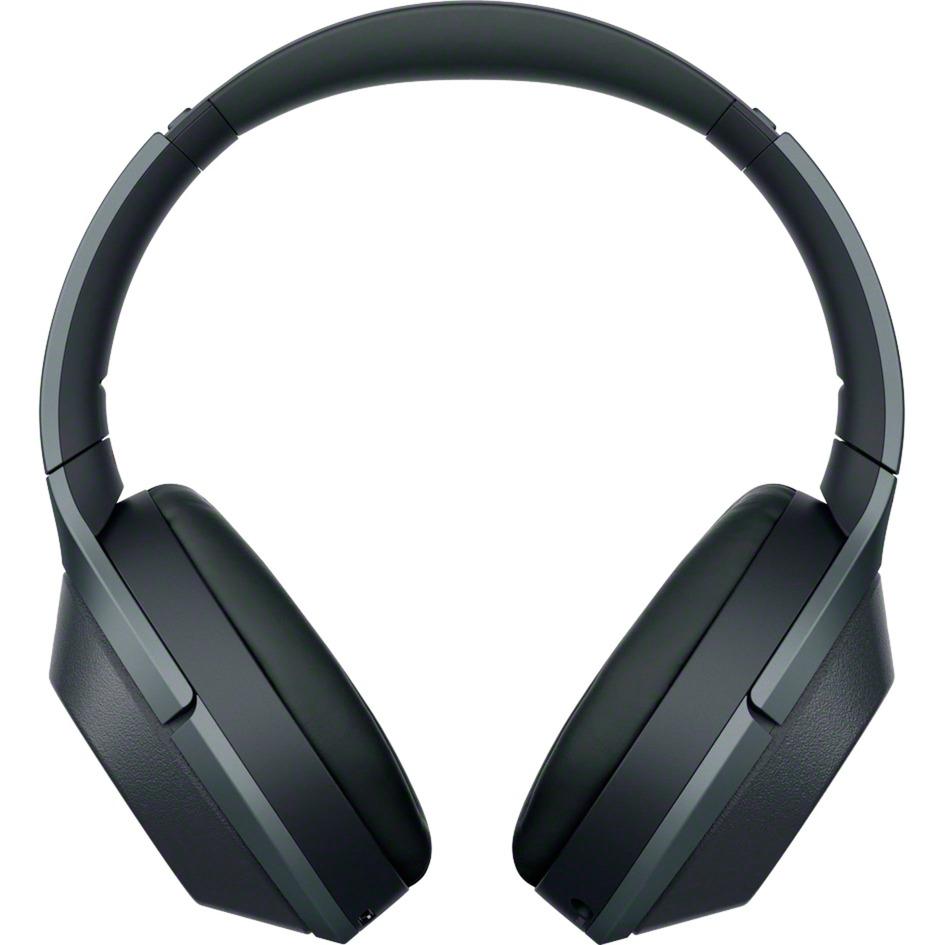WH-1000XM2 Negro Circumaural Diadema auricular, Auriculares