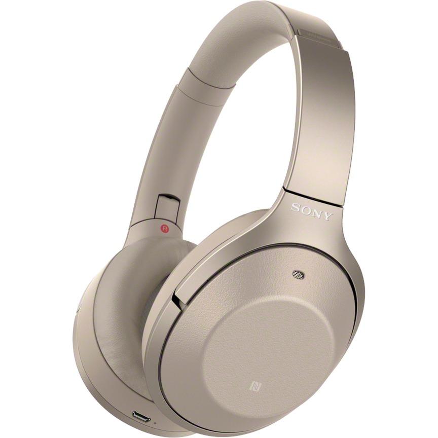 WH-1000XM2 Oro Circumaural Diadema auricular, Auriculares