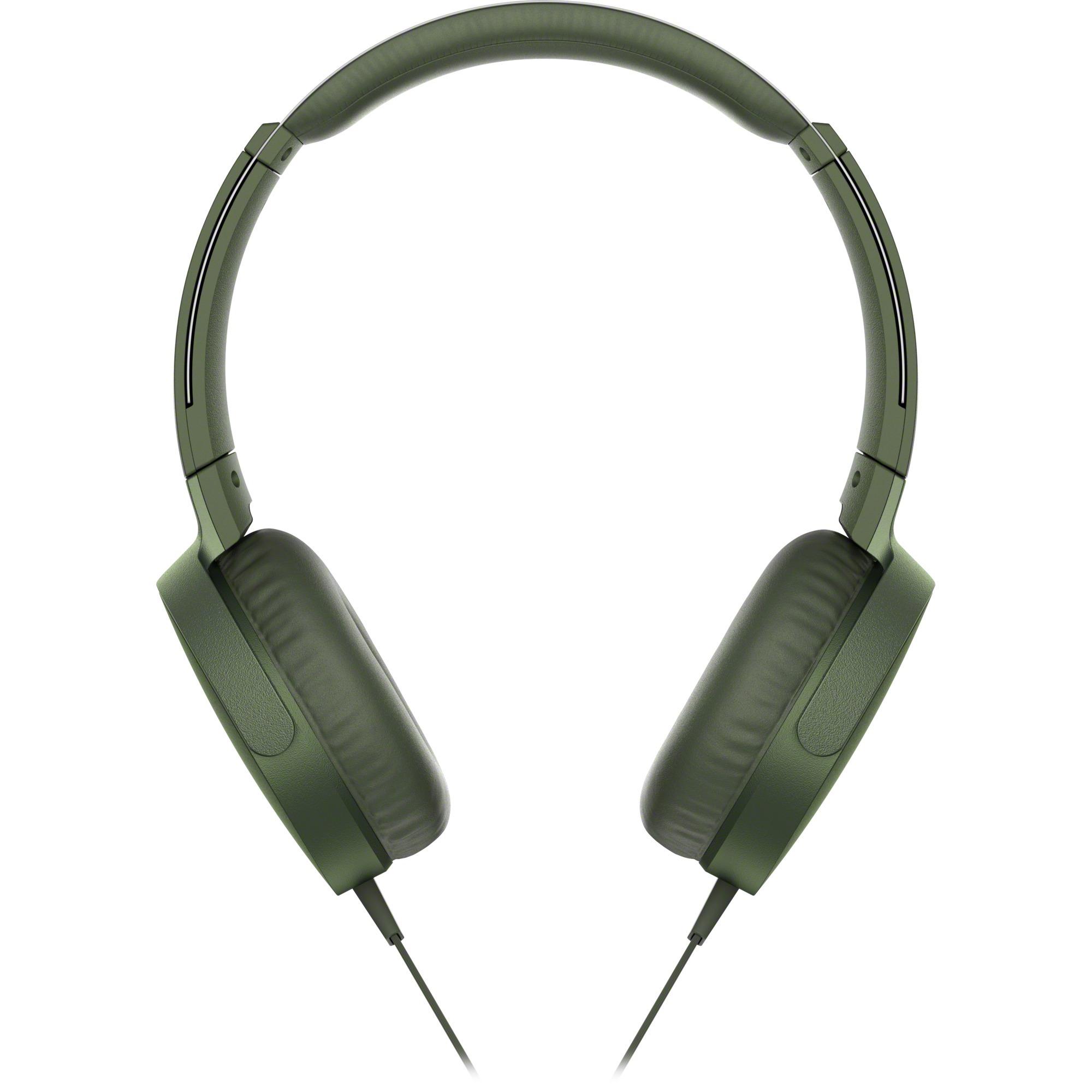 7b43c711066 Sony XB550AP auriculares para móvil Binaural Diadema Verde, Auriculares con  micrófono verde, Alámbrico, Diadema, Binaural, Circumaural, 5 - 22000 Hz,  Verde