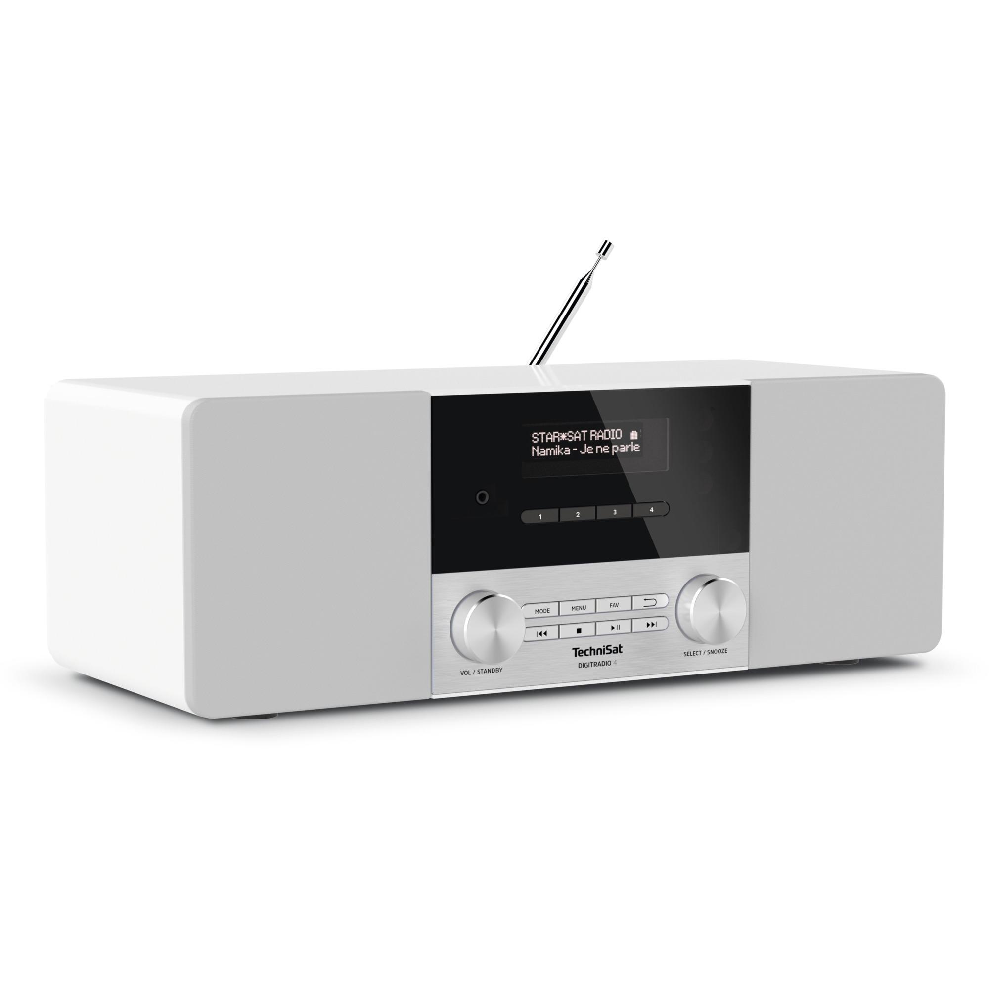 0001/3936, Radio despertador
