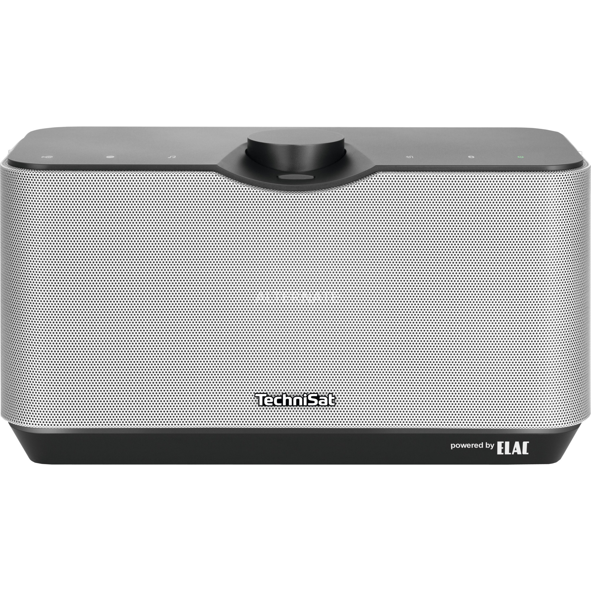 AudioMaster MR2 altavoz 60 W Negro, Plata