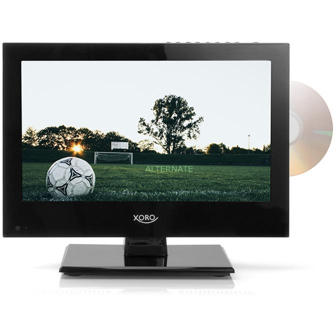 """HTL 1346 televisor LCD 33,8 cm (13.3"""") Full HD Negro, Televisor LED"""