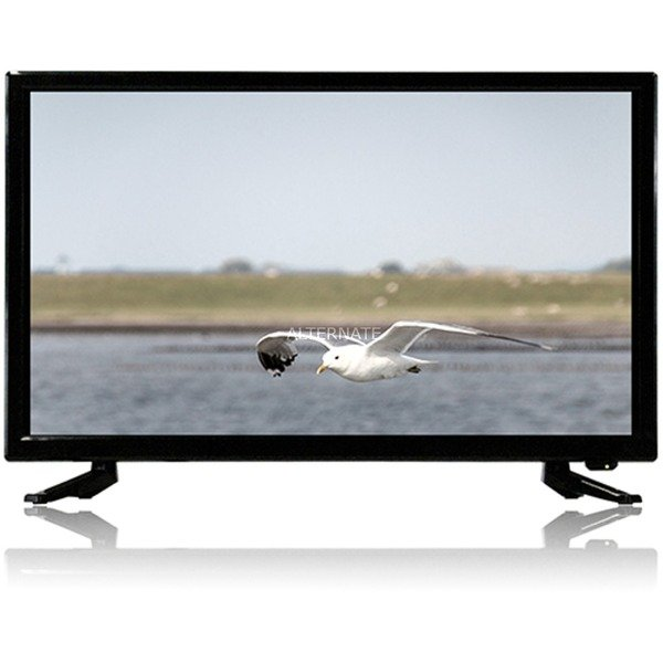 "HTL 2446 LED TV 59,9 cm (23.6"") HD Negro, Televisor LED"
