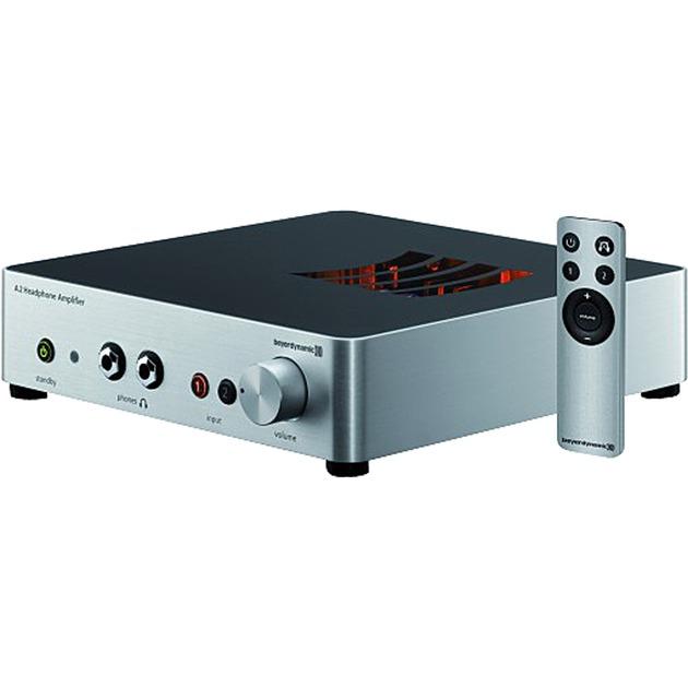 Amplificador para auriculares A2