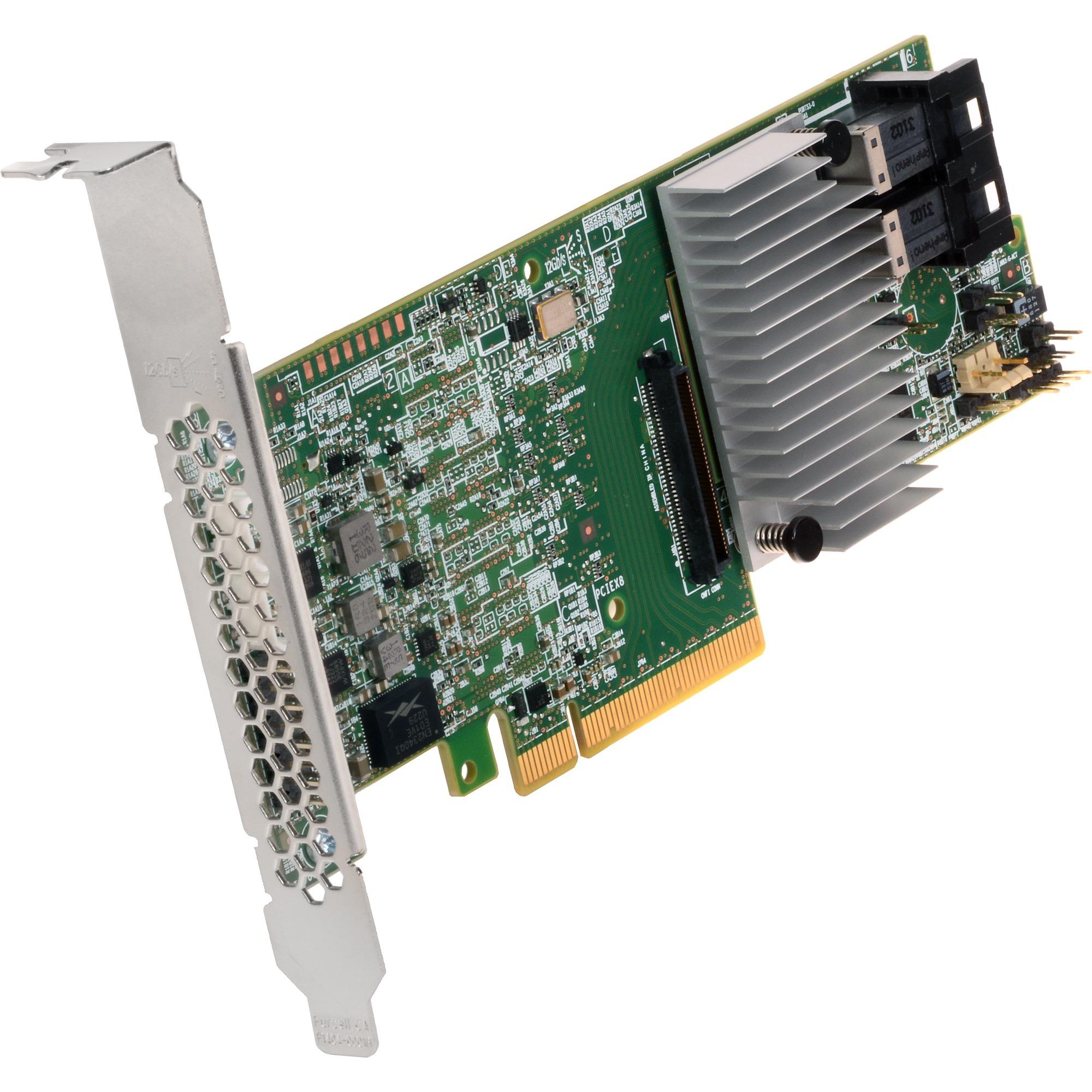 MegaRAID SAS 9361-8i controlado RAID PCI Express x8 3.0 12 Gbit/s, Controlador